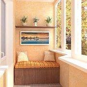Балкон, остекление, утепление, обшивка.