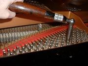 Настройка пианино,  роялей,  ремонт музыкальных инструментов