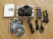 марка новый Nikon D700 DSLR камеры для продажи