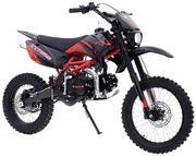 Продаю мотоцикл IRBIS TTR 125сс