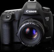 Новый Canon EOS 5D Mark III Цифровые зеркальные фотокамеры (только кор