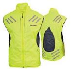 Куртка мотоциклетная (текстиль) Safety Vest Лимонный M MICHIRU