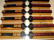 Блок контрольных ламп правый (2312.3803-18) и левый (2312.3803-17).