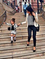 Специальное предложение по пошиву одежды для мам и дочек
