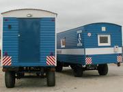 Ремонт вагон-домов и шасси-прицепов