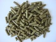 Травяная мука. Натуральный корм для животных