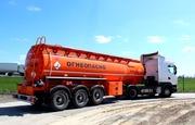 Перевозка нефтехимии и нефтепродуктов