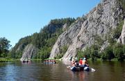 Водный маршрут «Уральские самоцветы»