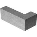 Перегородочный блок Г-образный