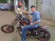 Продам эксклюзивный мотоцикл