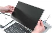 Замена экранов на ноутбуках. Бесплатная установка. Самые низкие цены в